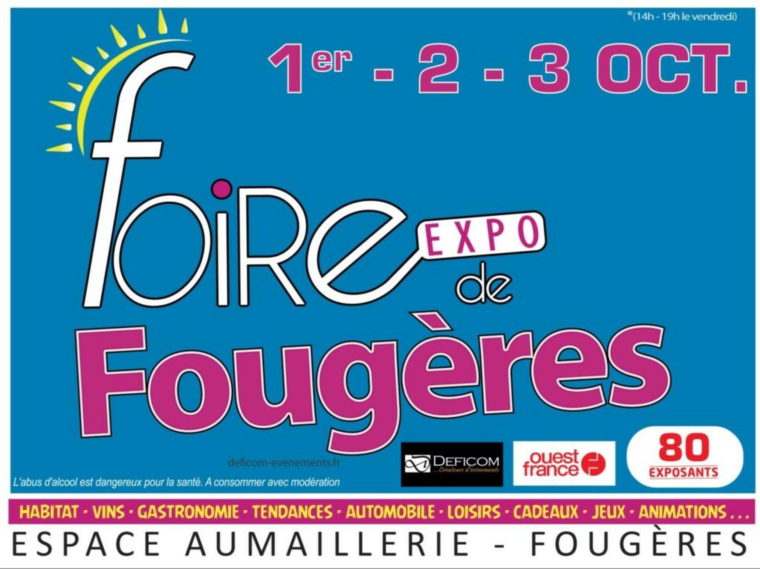 Qualireno à la Foire Expo de Fougères