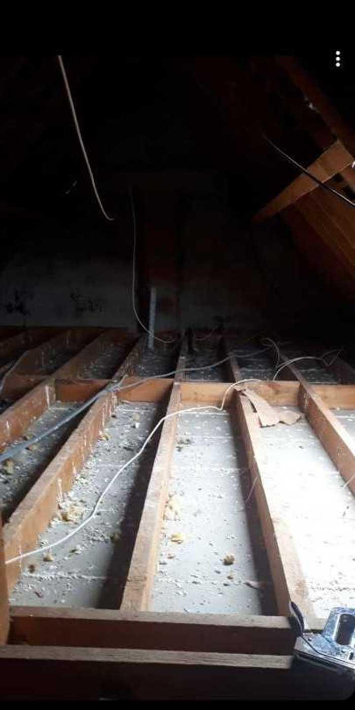 Isolation toiture et combles par soufflage 2