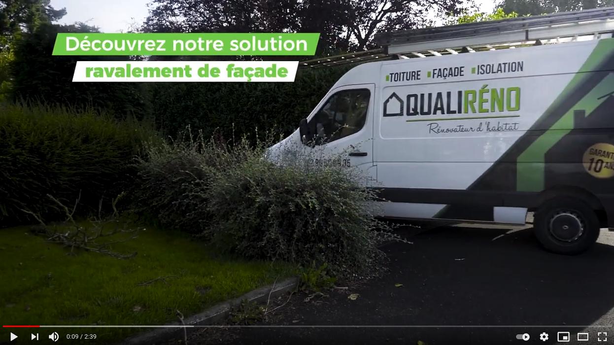 En vidéo : notre solution de ravalement de façade 0