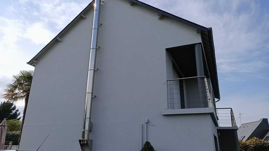 Rénovation façade - Plérin : avant / après 6e80ba2b-49d6-4594-88fd-b89aa05e43b1